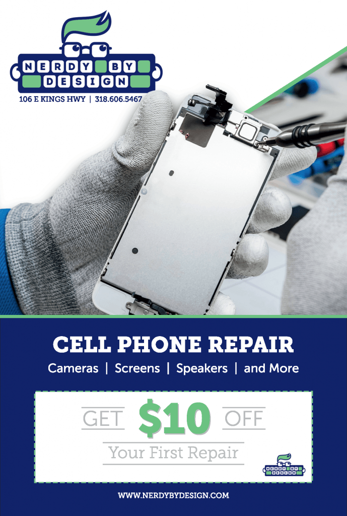cell phone repair coupon